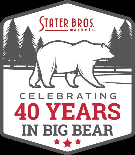 Big Bear Stater Bros. Celebrates 40th Anniversary