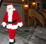 Big Bear Rotary Santa Visitation Project