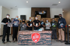 Visit Big Bear Receives PPE Donation and Distributes to BVCHD and Others