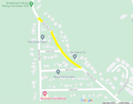 Pipeline Replacement Causes One-way Traffic Control