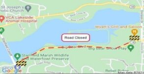 Road Closure Planned for Tuesday, June 29