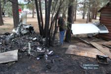 Small plane crashes Near Big Bear City Ariport
