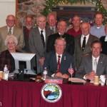 Bill Jahn Elected Mayor and Rick Herrick Elected Mayor Pro Tem