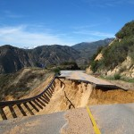 Highway 330: Photos of Road Washout