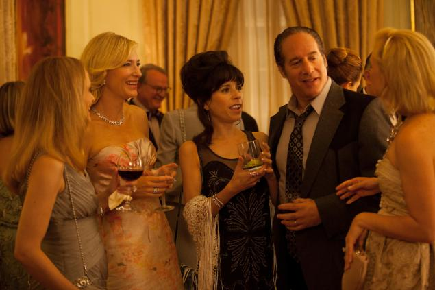 "Cate Blanchett, Sally Hawkins and Andrew Dice Clay in ""Blue Jasmine."""