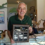 Art Voltz Named Discovery Center Volunteer of The Year