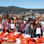 12th Annual Shoreline Cleanup Rounds Up 902 Pounds of Trash!