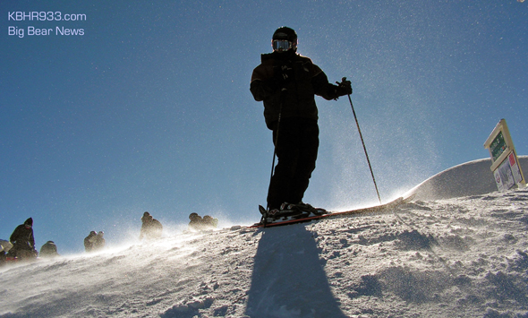 Bear Mountain Opens Friday