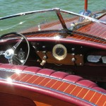 Antique Wooden Boat Show At Pine Knot Marina