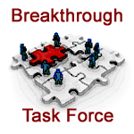Breakthrough Task Force Hosts Open House