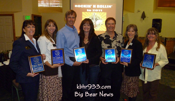 From left to right : Karon Micheal, Linda Riccuti, Rick Herrick, Cathy Herrick, Steve Cain, Lisa Patterson & Cari Gerlich.
