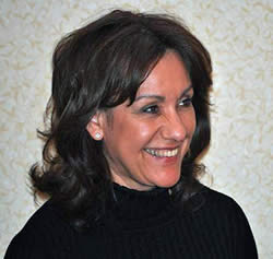 Hospital CEO Vi Colunga