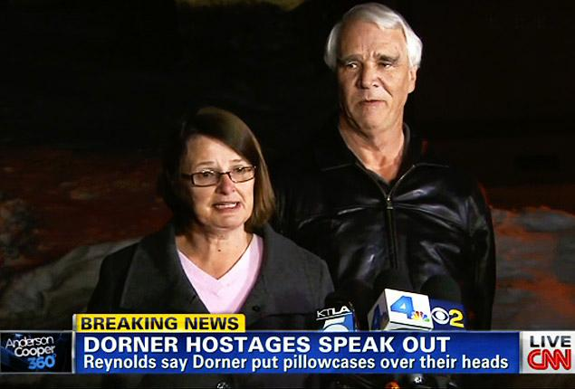 Dorner hostages