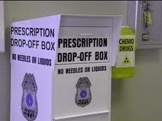 Clean Out Your Medicine Cabinet – Prescription Drug Take-Back Day is Saturday
