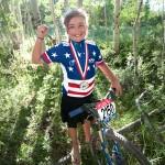 Elle Williams 2010 MTB National Champion Granby Colorado