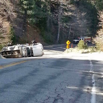 Fuel Spill Prompts Closure of Hwy 38 in Both Directions