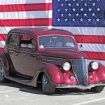 CLASSIC! Show Cars on Parade & Display This Weekend
