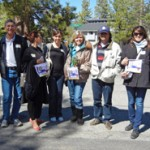 Young Professionals From Turkey Visit Big Bear Through Rotary