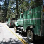 Forest Service Crews Contain Small Fire on San Bernardino National Forest, Off Highway 38