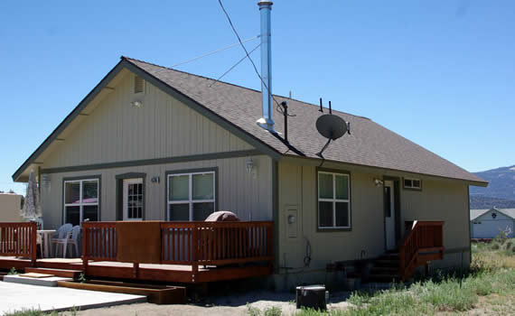 Habitat for Humanity's fourth Big Bear house, Gabi's home, will be dedicated on July 11.