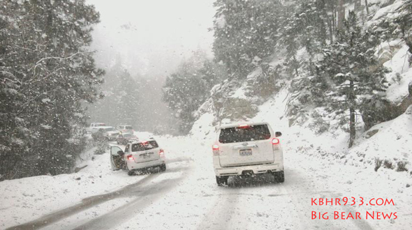Getting To and Around Big Bear Lake Safely