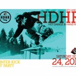 Hot Dawgz and Hand Rails Hits Bear Mountain This Weekend
