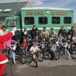 'Tis the Season: The City of Big Bear Lake and Forest Service Hotshots Grant Christmas Wishes for Children