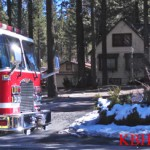 Unidentified Female Perishes In Big Bear Lake House Fire