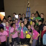 BVUSD Girl's Choir Sweeps Show Choir Competition