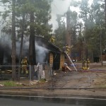 Suspicious Fire Under Investigation