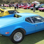 Car Enthusiasts and the Monterey Peninsula 2012