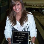 Teen Brooke Juliana Pins Victory in Bowling Barn's Bowler of the Year Tournament