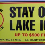 MWD Reminds Residents Of Lake Ice Dangers