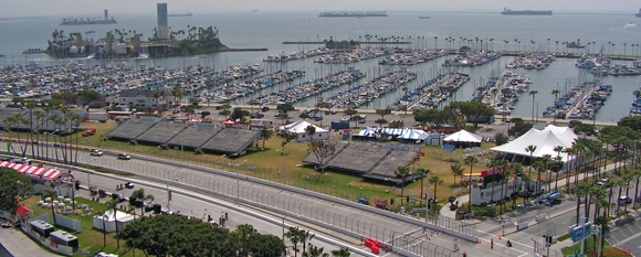Toyota Grand Prix Of Long Beach 04 16 2010 By Rick Herrick Dario Franchitti