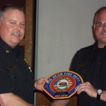 Asst. Chief Mills Heads to Bay Area