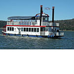 Miss Liberty on Big Bear Lake