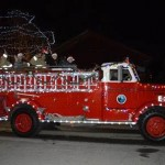 'Old Red' Lights Up For The Holidays