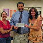 KBHR Presents BBHS Parents Supporting Academics Booster's With A Donation