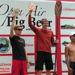 PaddleFest 10k Ted Devito 1st, Adam Williams 2nd, Ramon Escobar 3rd.