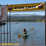 Big Bear Paddlefest Returns on July 10 & 11; Paddling Clinic in Fawnskin This Weekend