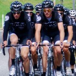 Professional Cycling Team Pure Black Makes Big Bear Training Ground