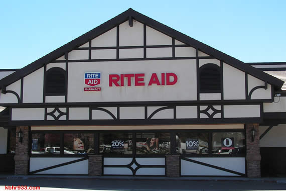 Big Bear Lake's Rite Aid was once a Thrifty Drug and Discount Store, one of three retail anchors for the Interlaken Center when constructed in the early 1970s.