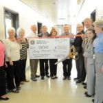 Big Bear Lake Rotary Presents Check to BVCHD