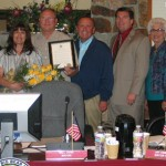 City Council Of Big Bear Lake And Mayor Jahn Present Proclamations