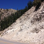 The Risks of Rocks on Mountain Highways