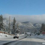 Seasonal Snow Totals Now Over 100″ for Big Bear; Still, BVUSD Schools in Session Wednesday