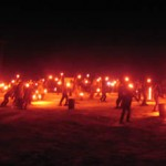 Torchlight Parade Set To Light Up 2012
