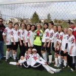 Girls Youth Soccer Teams, Team Avalanche and the Killer Tomatoes, Take First and Second in Regional Commissioners Cup