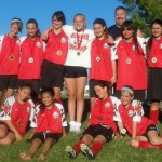 Local Girls Win at Commissioner's Cup Championships