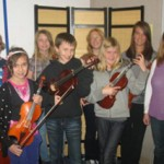 Local Elementary String Students Chosen For County Honor Orchestra